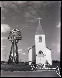 casino-and-church-Crow-Agency-Montana