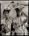 American Indian Twins